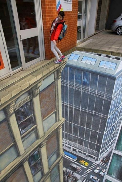 Crazy Optical Illusions Drawn