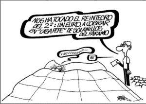El humorista gráfico madrileño, colaborador de EL PAÍS desde 1995, ha fallecido en Madrid esta madrugada.