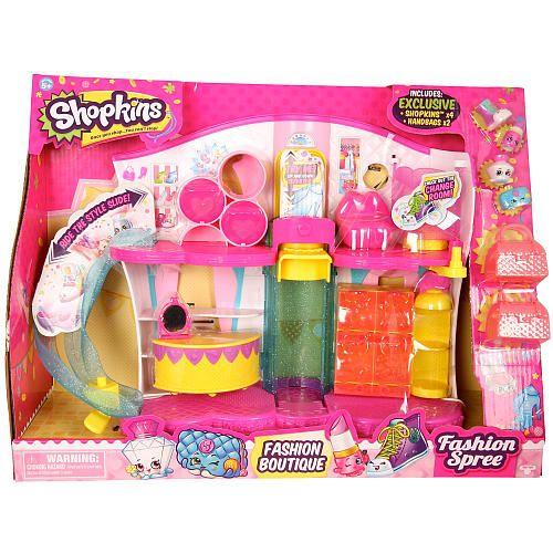 """Shopkins Season 3 Fashion Boutique Playset - Moose Toys - Toys """"R"""" Us"""
