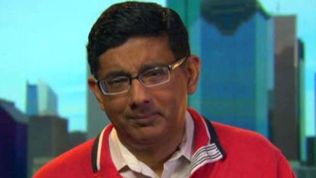 Dinesh D'Souza blasts Hollywood's 'well-dressed hypocrites' | On Air Videos | Fox News
