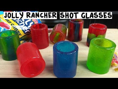 How to make Margarita Shots in a Lime! - Tipsy Bartender - YouTube