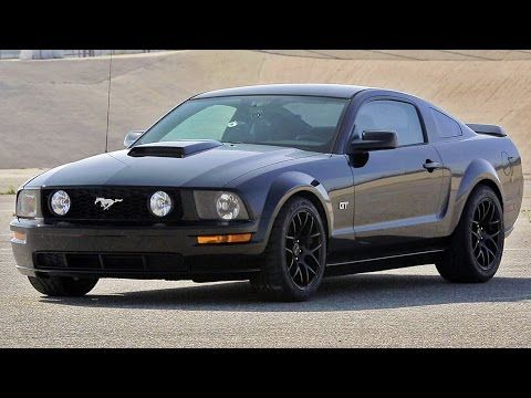 Motor Trend Channel: 2005-2009 Mustang Lowering and Braking on a Budget - Hot Rod Garage Ep. 13