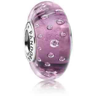 Effervescence, Purple Murano