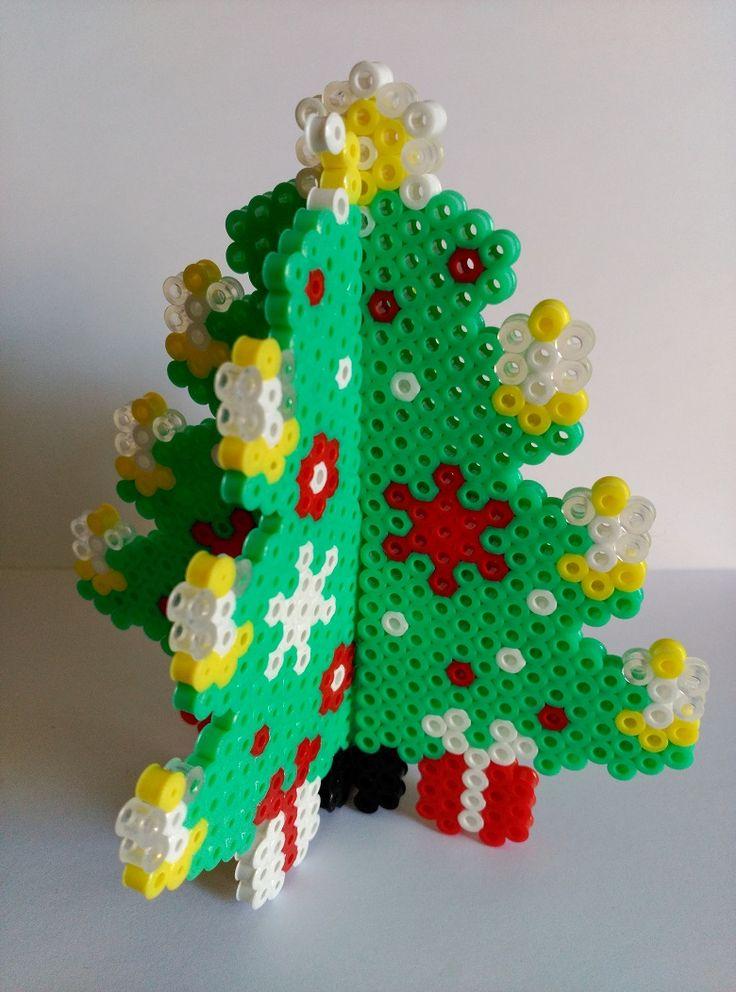 Pixel Art – Navidad V – Árbol |