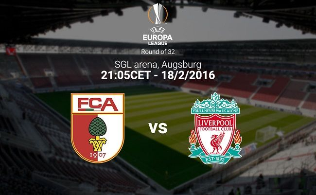 Liverpool Augsburg Stream