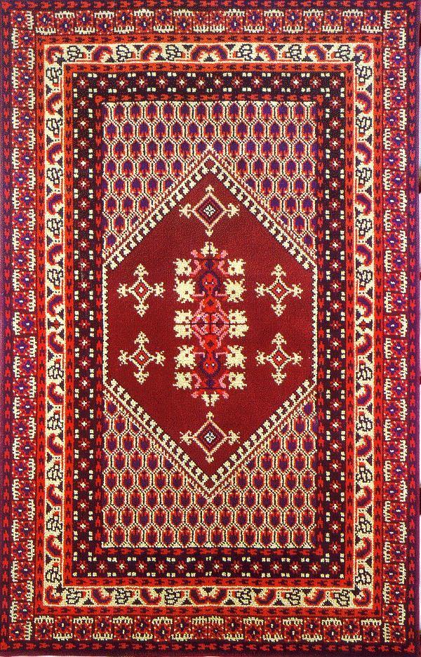tapis kairouan tapis tunisien tapis