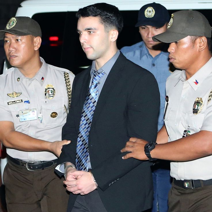 US Marine Convicted of Brutally Murdering Transgender Woman in the Philippines   VICE News Lance Corporal Joseph Scott Pemberton claimed he acted in self-defense after discovering that the person who was giving him oral sex was transgender.