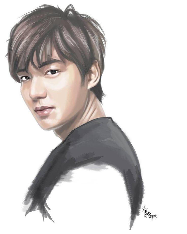 Lee Minho fanart