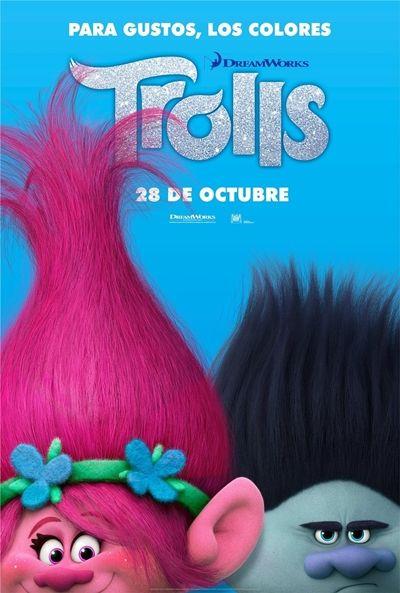 Trolls, la pelicula completa en español latino descargar por 1 link en MEGA esta extraordinaria película de estreno gratis en HD.