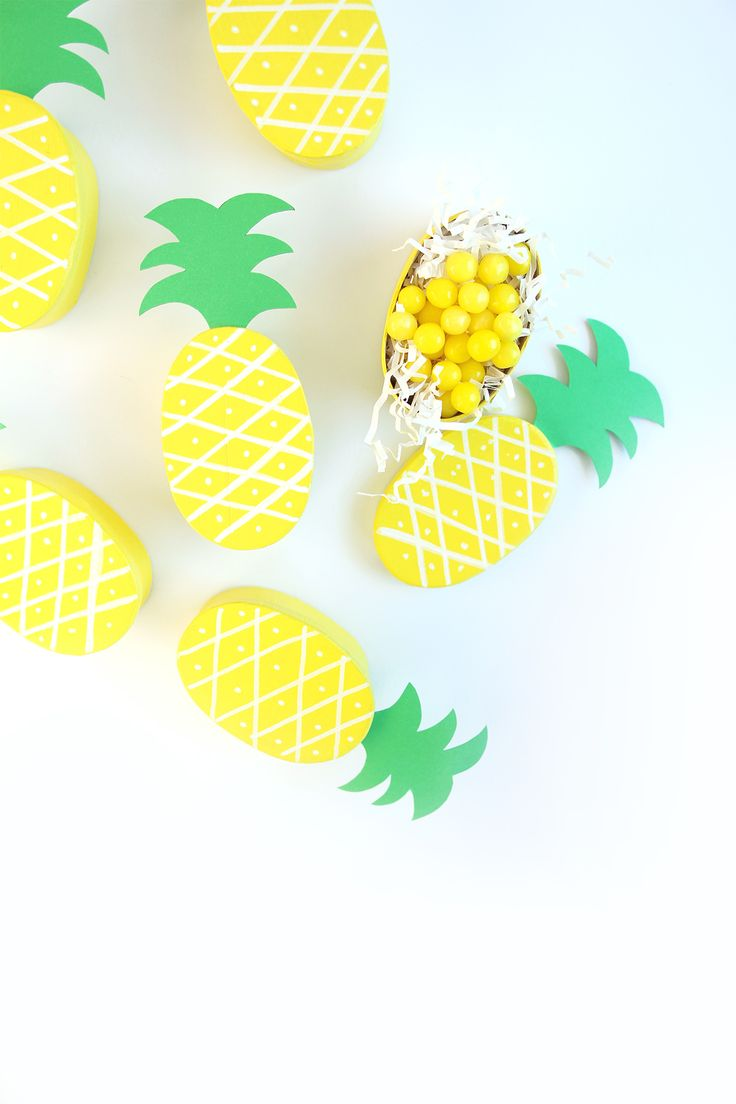 Ananasbox - Anleitung