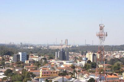 Galeria de Fotos | Prefeitura Municipal de Araucária. Vista aérea.
