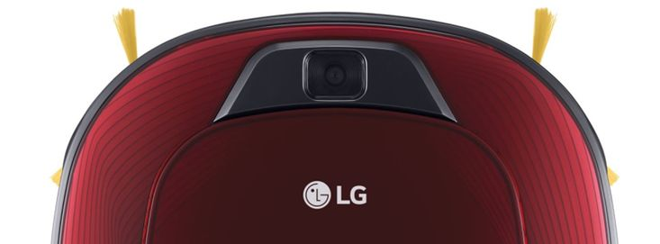 LG HOM-BOT robotporszívó