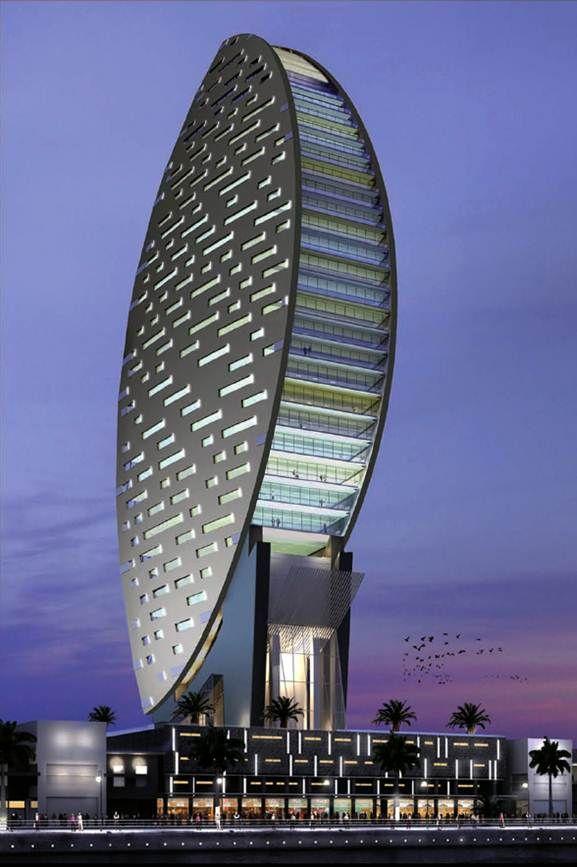 Edif cios inteligentes s o lindos economizam energia e for Modern hotel dubai