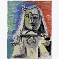 Pablo Picasso  Las Meninas 1957 (infanta Margarita Teresa)