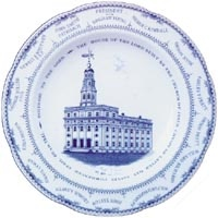 Nauvoo Temple Plate. Think Original.Temples Plates, Nauvoo Temples, Creative Mood, Favorite Things, Happy Places