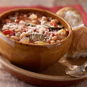 Veggie-Bean Soup