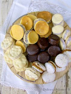 Dulces chilenos II