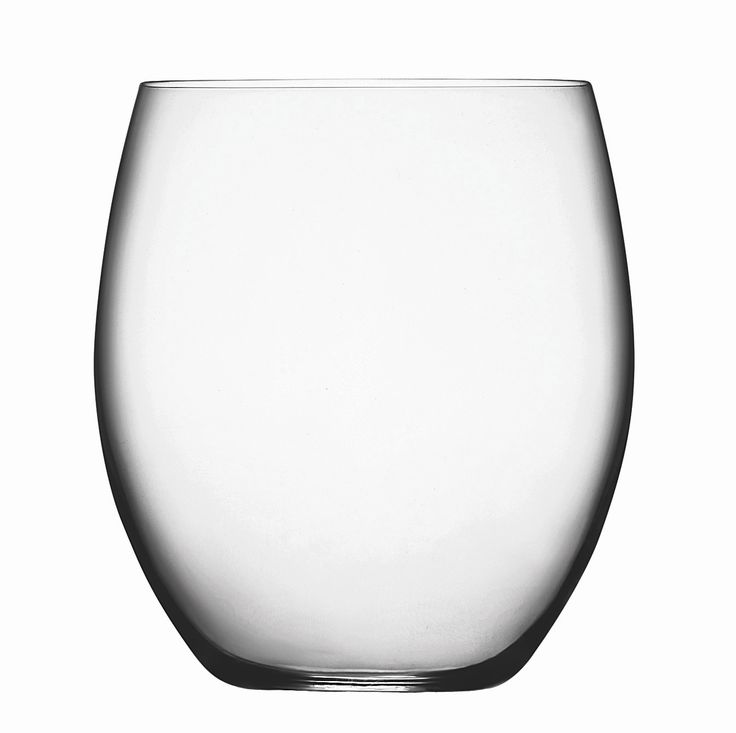 Allegro Stemless Wine Glass