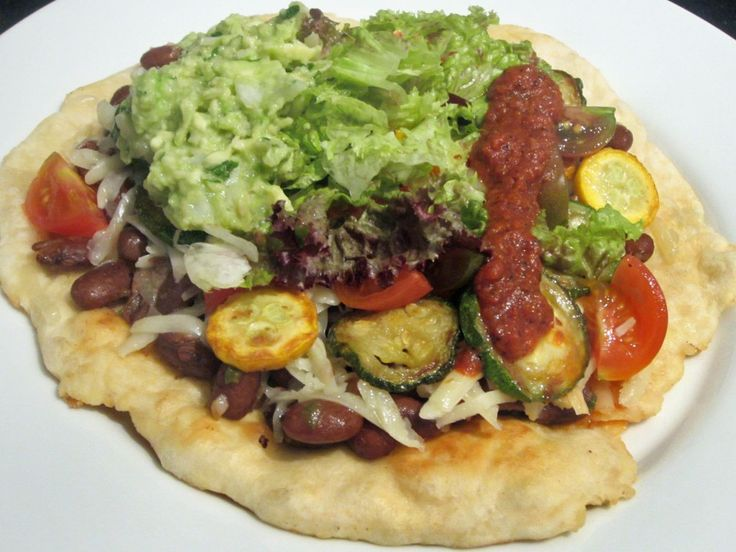 Indian Fry Bread Tacos with The Experimental Gourmand