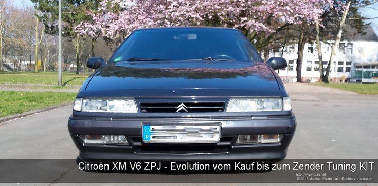 Citroën XM V6 ZPJ - Evolution vom Kauf bis zum Zender Tuning KIT - https://www.bxig.net/citroen-xm-v6-zpj-evolution-vom-kauf-bis-zum-zender-tuning-kit/  2011 habe ich meinen aktuellen XM gekauft. In den letzten 5 Jahren hat sich einiges an dem Standard-XM getan:     Speedline 15 Zoll Alufelgen gegen 17 Zoll Zender Felgen getauscht   Tönungsfolie angebracht   Zender Tuning KIT, incl.  von Michael Werth