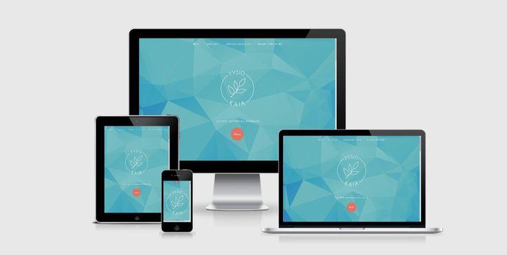 Website design - FYSIOKAIA - by Pennanen Design