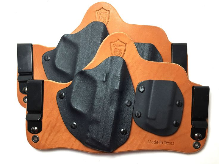 Best Hybrid, Concealed Carry Holsters. Tuckable, Comfortable, Quality Pistol Holsters | Osborn Holsters