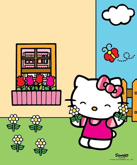 Hello Kitty:) (с изображениями) | Кит