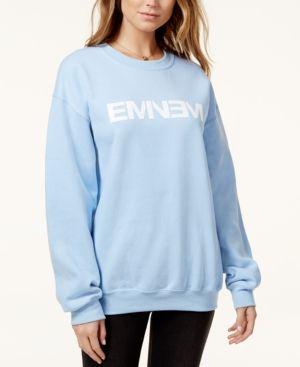 2f5f088a BRAVADO JUNIORS' EMINEM GRAPHIC SWEATSHIRT. #bravado #cloth # | Bravado in  2019 | Graphic sweatshirt, Eminem, Sweatshirts