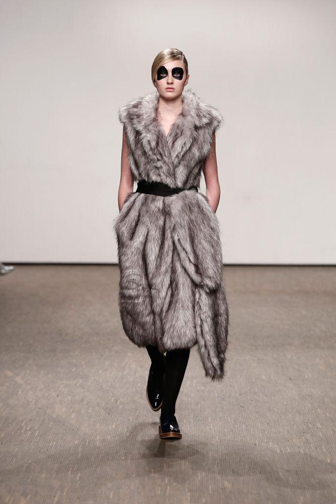 MBFW Berlin A/W 2016 | IOANA CIOLACU Show | Photos © Mercedes-Benz Fashion