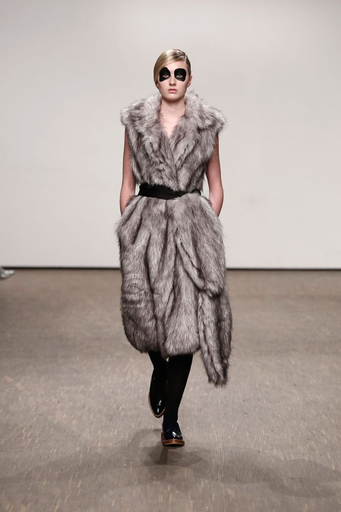 MBFW Berlin A/W 2016   IOANA CIOLACU Show   Photos © Mercedes-Benz Fashion