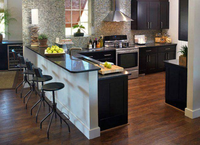 Кухонный остров в дизайне кухни