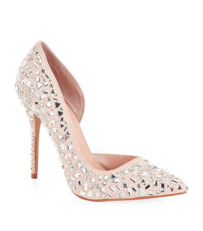 Carvela Glow Embellished Court Shoes