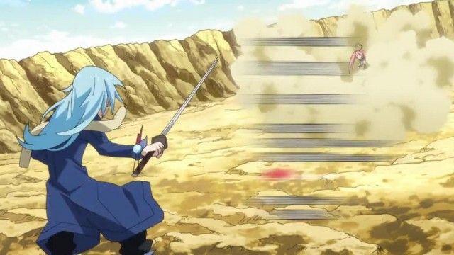 TENSEI SHITARA SLIME DATTA KEN EPISODE 24 | anime | Sword
