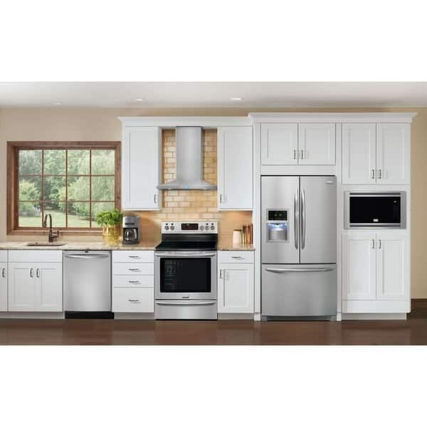 frigidaire stainless gallery 2 cubic