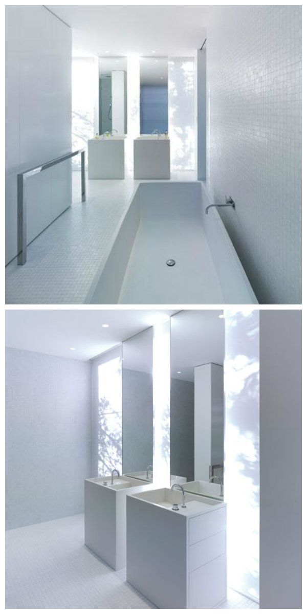Omvivo, австралийский производитель ванной продукции, запустил свою последнюю коллекцию Cdesign. Самой яркой деталью, является светодиодная стена имитирующая окно в ванной. Несложная эстетика, гибкий дизайн и заниженная детализация - все чтобы создать коллекцию, которая подходит широкому спектру жилых и коммерческих проектов. #светодиоды #подсветка #ванная #светодиоднаяподсветка #подсветкастен #светодиоднаястенавванной #светящаясястенавванной #декор #дизайнванны #дизайнваннойкомнаты…