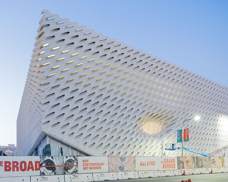 The Broad Museum- Los Angeles