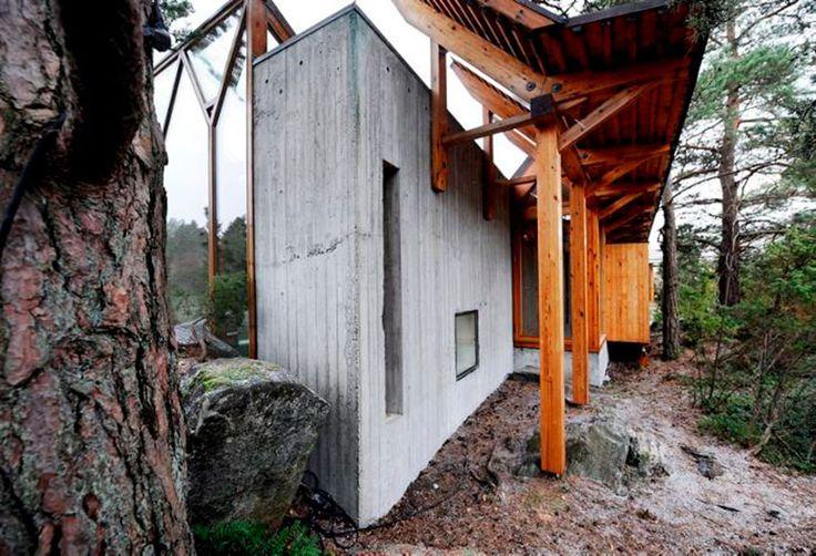 Villa Busk / Sverre Fehn