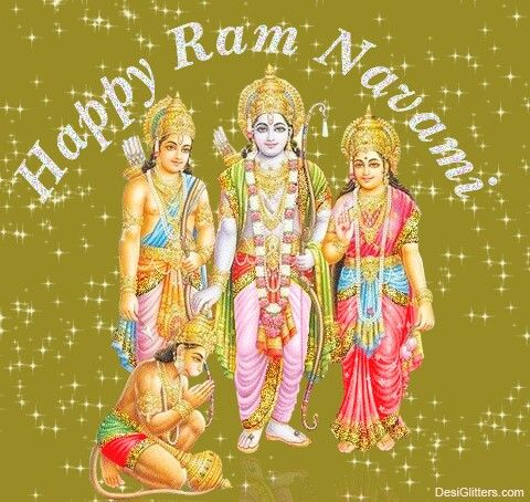 Ram Navami is a Hindu festival, celebrating the birth of Lord Rama to King Dasharatha of Ayodhya. #JAI #SIYA #RAM #CHANDRA #KI #JAI #PAWAN #SUT #HANUMAN #KI #JAI #UMA_PATI #MAHADEV #KI #JAI #HAPPY #RAM #NAVAMI to #ALL