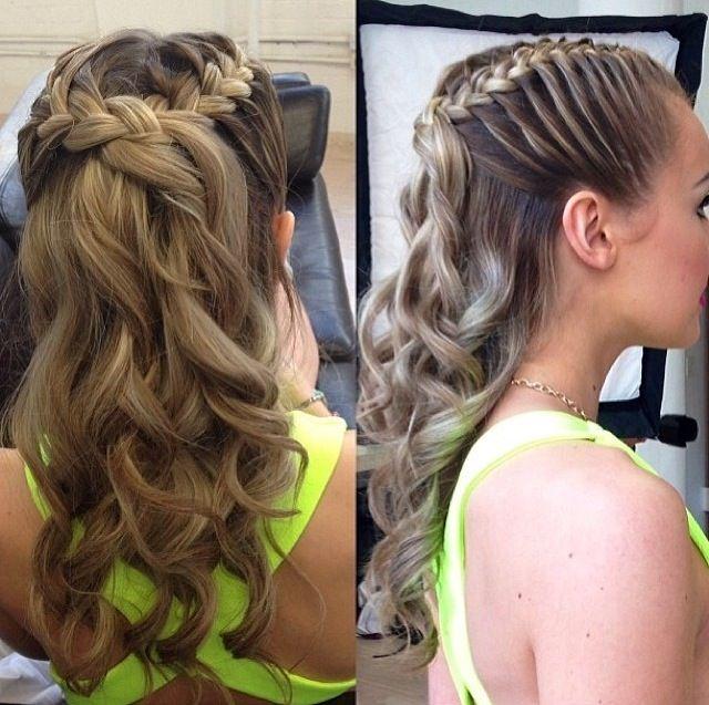 Peinados con trenza