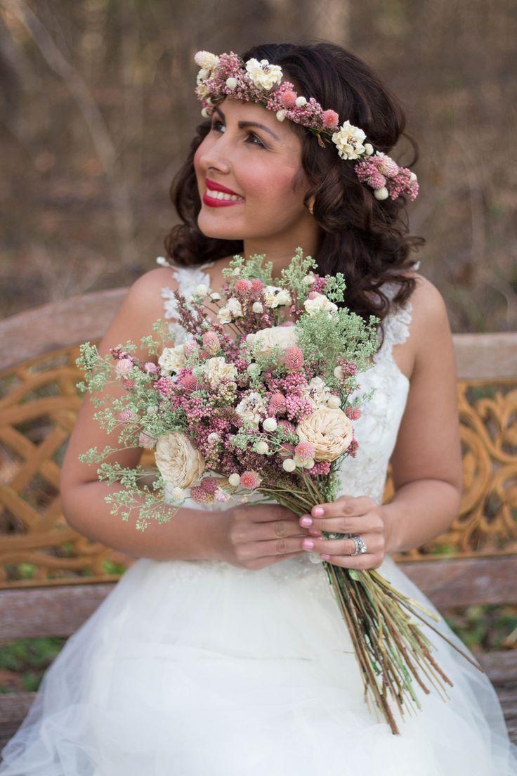 Pammie Ann Bridal Bouquet