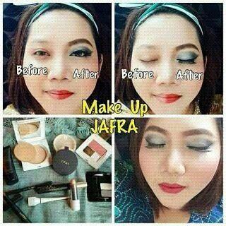 HaiGuys!!! Hallooo  Udah pernah coba #makeup #JAFRA??? Ini dia contohnya silahkan dilihatkl suka kalian boleh langsung order di sini. Tenang#jafraaman kok!!! Mau cantik sekaligus merawat kulityaa #jafraaja. . . . . . Untuk SEMENTARA hubungi : Wa : 081573746157 Bbm : 799CB088  #makeupjafra #makeupartist #mua #muabdg #lipstikjafra #cccremejafra #bedakjafra #concealerjafra #blushonjafra #eyepenciljafra #mascarajafra #eyeshadowjafra #busuifriendly  #openordernow #bumilfriendly…
