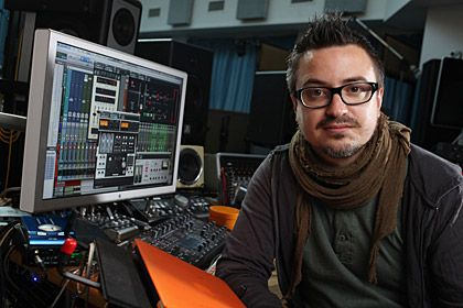 Rik Simpson Grammy Award Winning producer, Engineer, Mixer and Musician http://www.riksimpson.com/