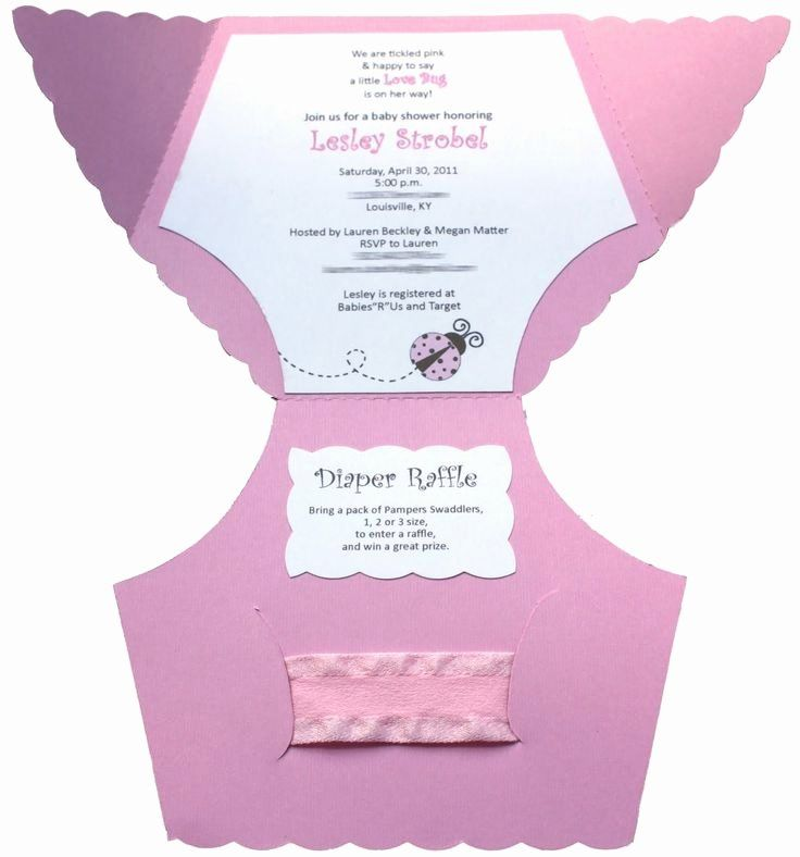 Downloadable Baby Shower Invitation Templates Fresh Baby Sh Diaper Baby Shower Invitations Diaper Baby Shower Invitations Template Free Baby Shower Invitations