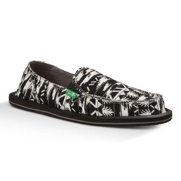 Sanuk Women's Donna Casual Shoes size 9