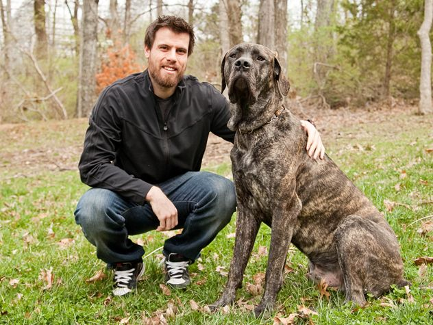 Photo of Shea Weber & his  Dog Dug
