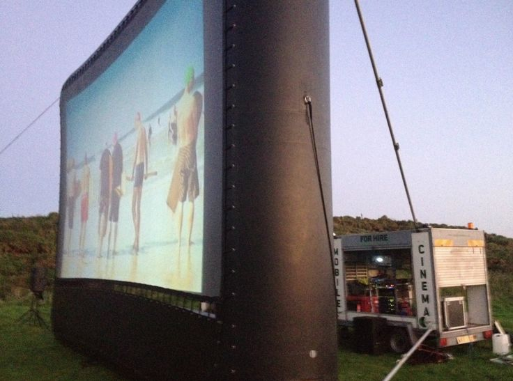 Skylight Cinema | Mobile Outdoor Cinema Gallery