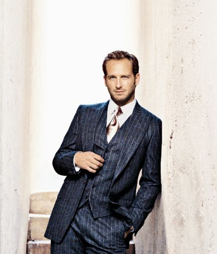 Josh Lucas: the perfect southern gentleman