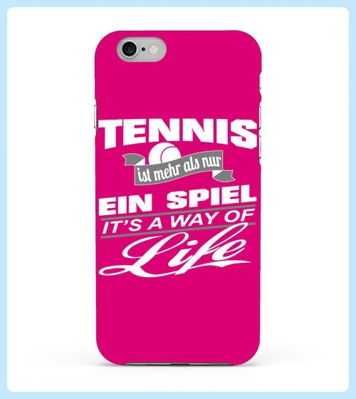 TENNIS Way of Life Handyhlle (*Partner Link)