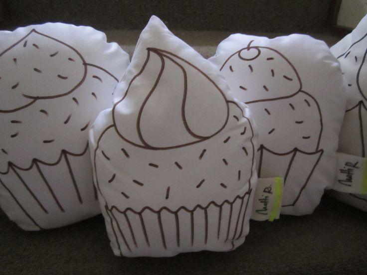 almohadones muffins
