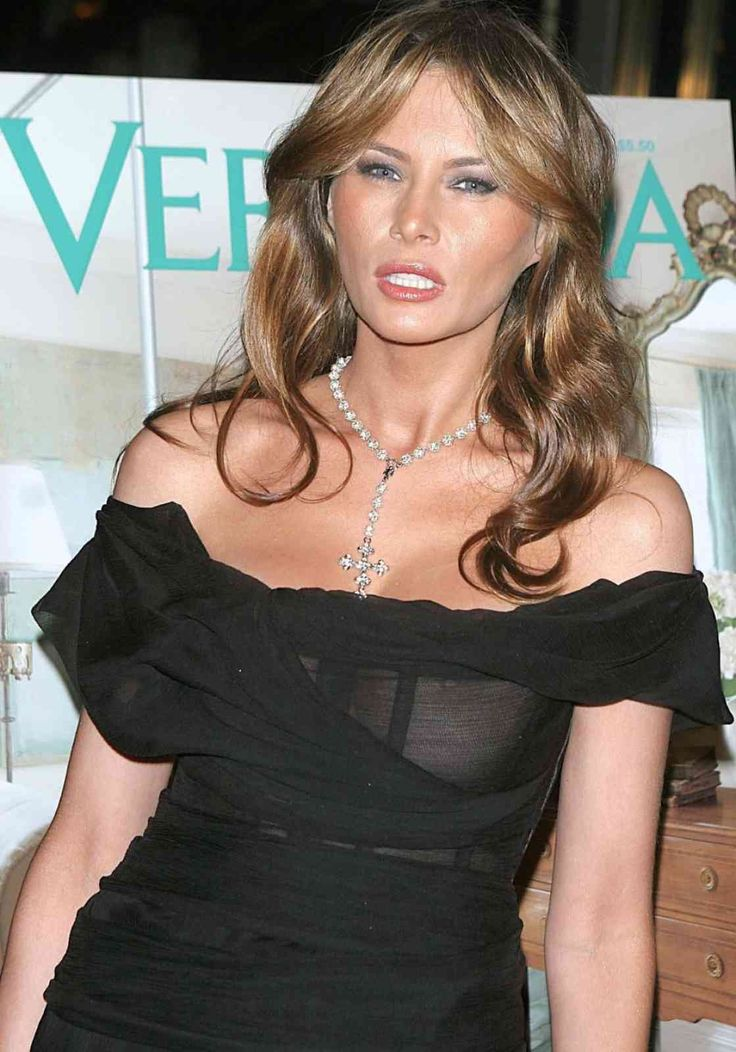 Melania Trump Nude Photos - Httpcelebrityrevealcom -4750